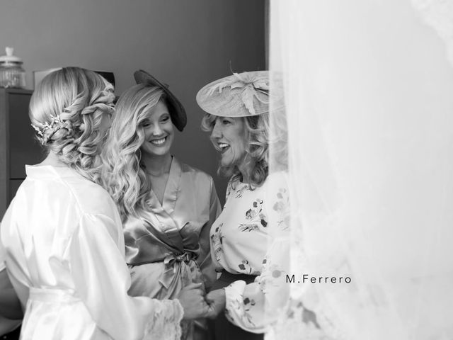 La boda de Mario Alonso y Estefanía Alonso en Pravia, Asturias 2