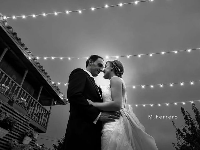 La boda de Mario Alonso y Estefanía Alonso en Pravia, Asturias 11
