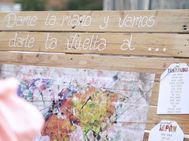La boda de Sergio y Cris en Villarcayo, Burgos 15