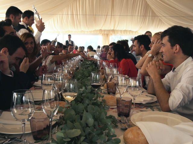 La boda de Sergio y Cris en Villarcayo, Burgos 18