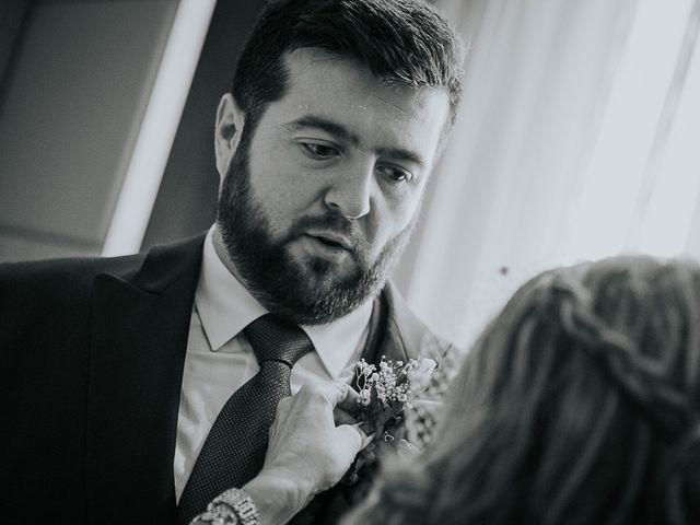 La boda de Javier y Beatriz en Guadarrama, Madrid 12