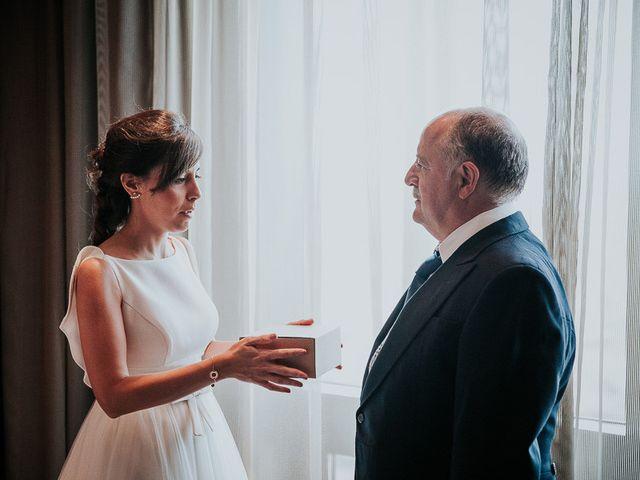 La boda de Javier y Beatriz en Guadarrama, Madrid 35
