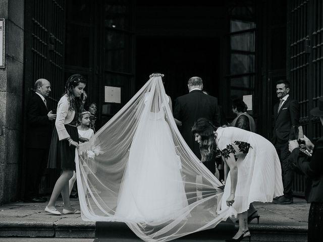 La boda de Javier y Beatriz en Guadarrama, Madrid 40