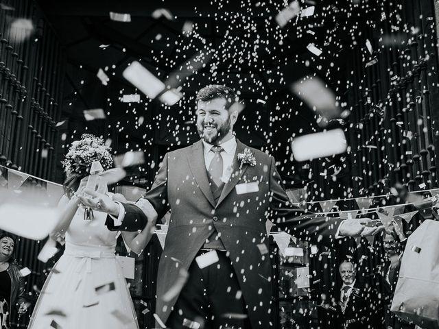 La boda de Javier y Beatriz en Guadarrama, Madrid 45