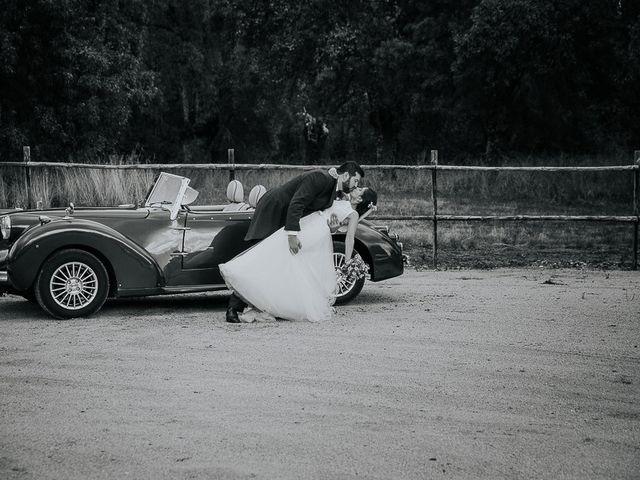 La boda de Javier y Beatriz en Guadarrama, Madrid 52