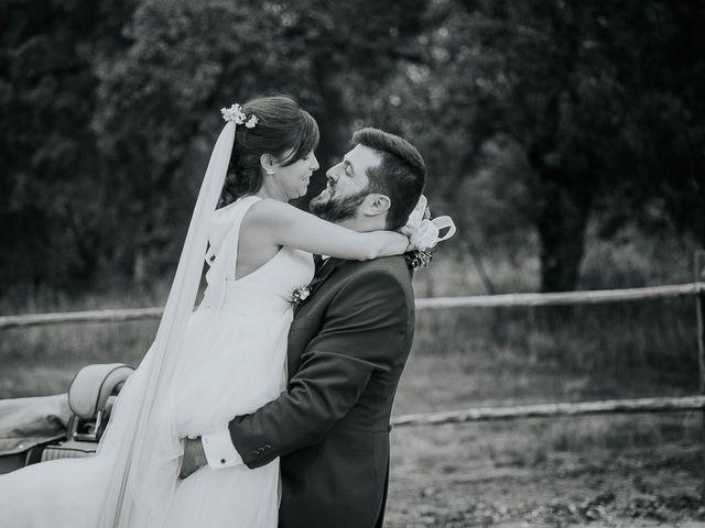 La boda de Javier y Beatriz en Guadarrama, Madrid 55