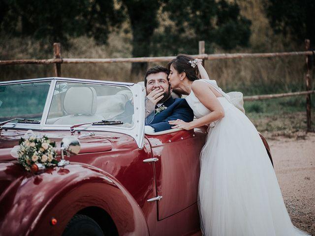 La boda de Javier y Beatriz en Guadarrama, Madrid 57