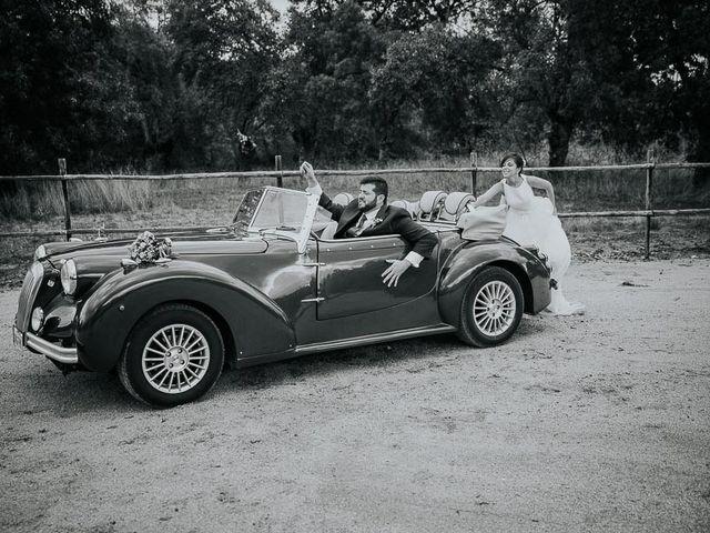 La boda de Javier y Beatriz en Guadarrama, Madrid 58