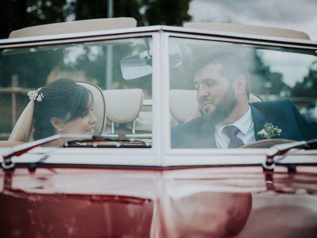 La boda de Javier y Beatriz en Guadarrama, Madrid 59