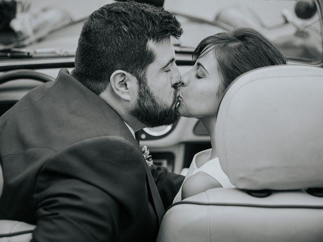 La boda de Javier y Beatriz en Guadarrama, Madrid 60