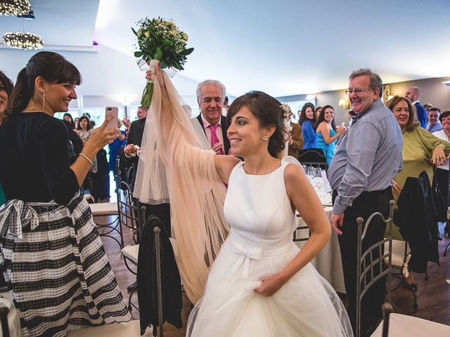 La boda de Javier y Beatriz en Guadarrama, Madrid 69