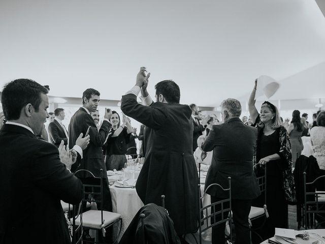 La boda de Javier y Beatriz en Guadarrama, Madrid 70
