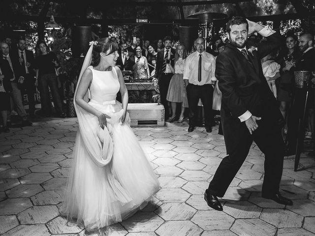 La boda de Javier y Beatriz en Guadarrama, Madrid 73