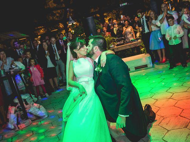 La boda de Javier y Beatriz en Guadarrama, Madrid 74