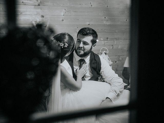 La boda de Javier y Beatriz en Guadarrama, Madrid 76