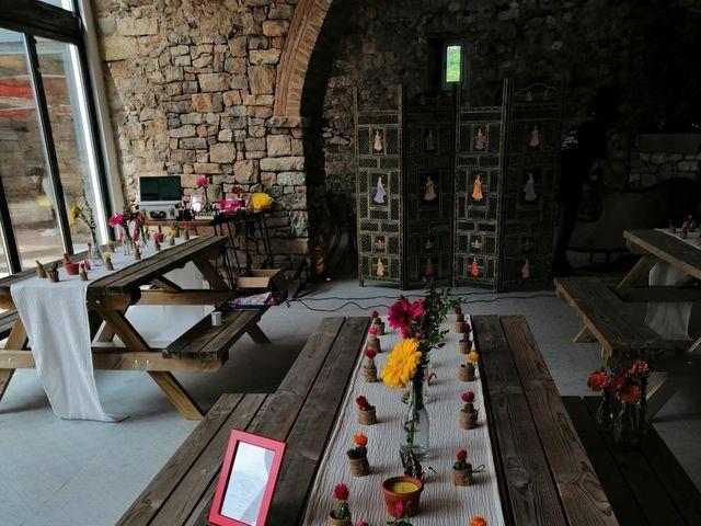 La boda de Bryn  y Sarahy en Moia, Barcelona 2
