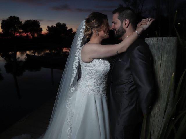 La boda de Arantxa y Miguel