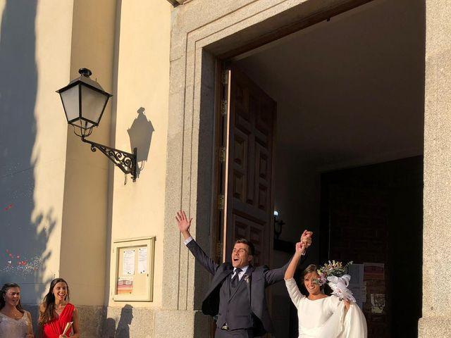 La boda de Marta y Eduard en Villaviciosa De Odon, Madrid 1