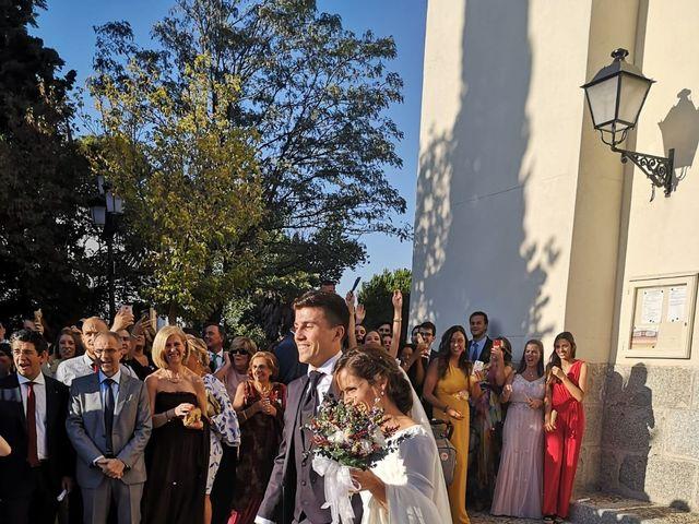 La boda de Marta y Eduard en Villaviciosa De Odon, Madrid 4