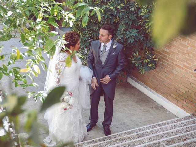 La boda de Martiza y Manuel en Pilas, Sevilla 6