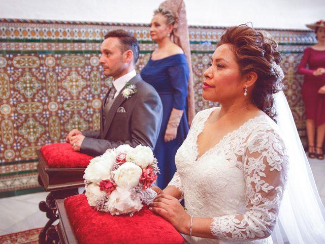 La boda de Martiza y Manuel en Pilas, Sevilla 11