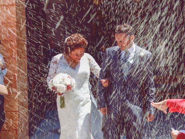 La boda de Martiza y Manuel en Pilas, Sevilla 12