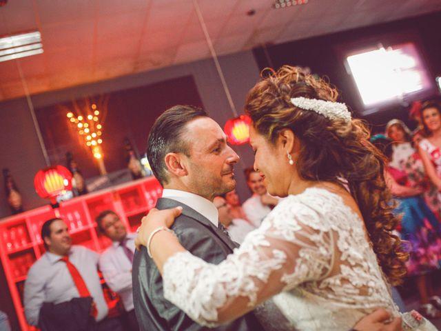 La boda de Martiza y Manuel en Pilas, Sevilla 21