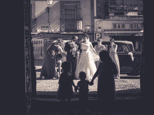 La boda de Alberto y Nerea en Villa Del Prado, Madrid 1