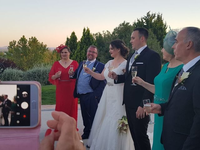 La boda de Alberto y Nerea en Villa Del Prado, Madrid 5