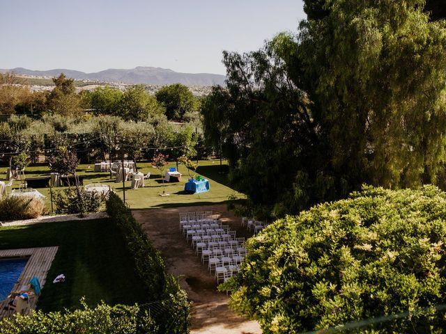 La boda de Álvaro y Marta en Granada, Granada 4