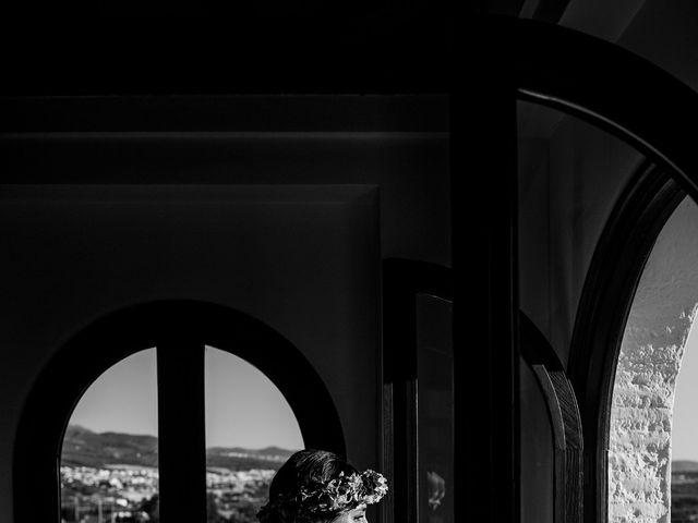 La boda de Álvaro y Marta en Granada, Granada 27