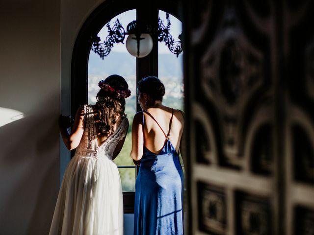 La boda de Álvaro y Marta en Granada, Granada 31