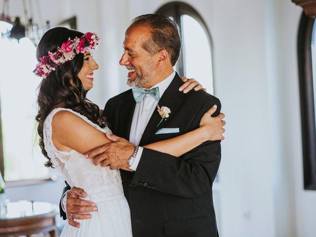 La boda de Álvaro y Marta en Granada, Granada 32