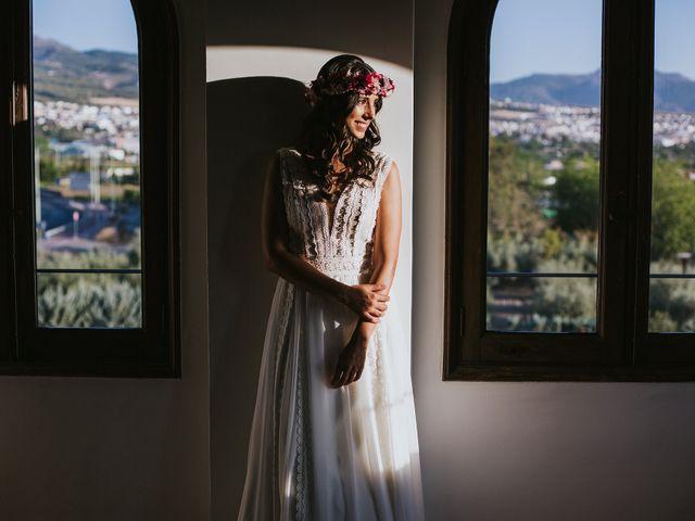 La boda de Álvaro y Marta en Granada, Granada 36