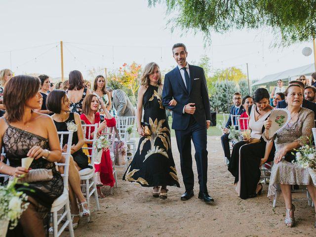 La boda de Álvaro y Marta en Granada, Granada 37