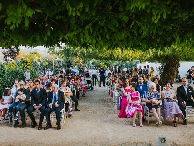La boda de Álvaro y Marta en Granada, Granada 38