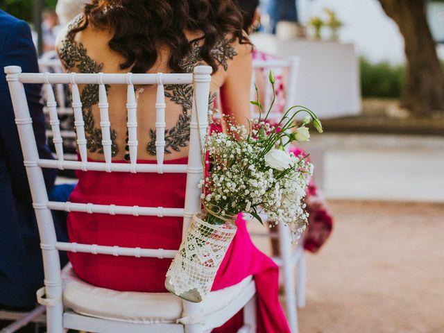 La boda de Álvaro y Marta en Granada, Granada 44