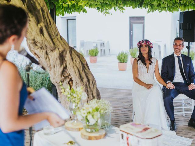 La boda de Álvaro y Marta en Granada, Granada 45