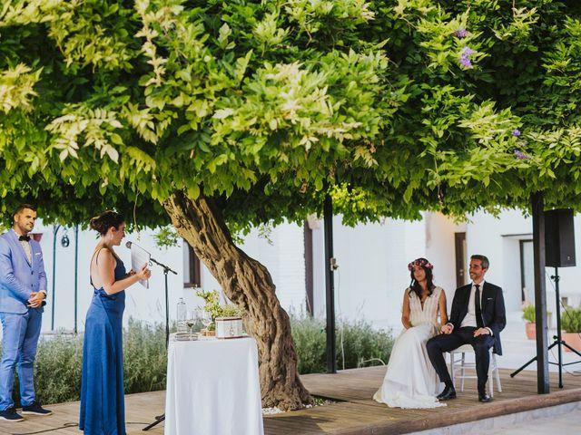 La boda de Álvaro y Marta en Granada, Granada 46