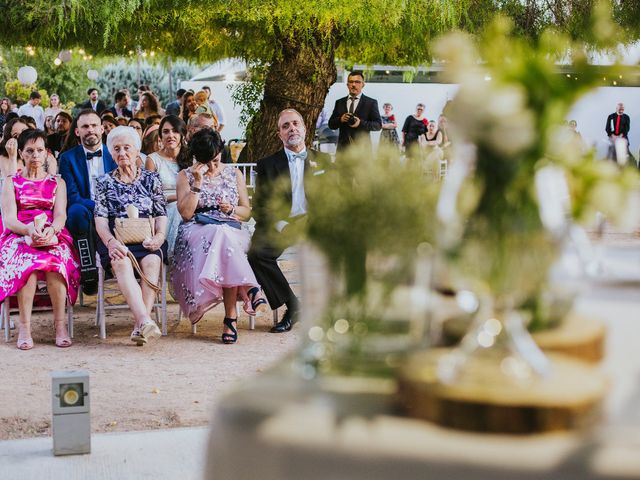 La boda de Álvaro y Marta en Granada, Granada 47