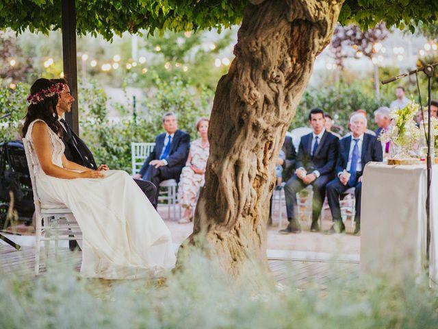 La boda de Álvaro y Marta en Granada, Granada 48