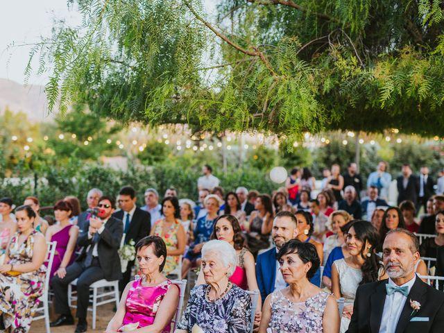 La boda de Álvaro y Marta en Granada, Granada 49