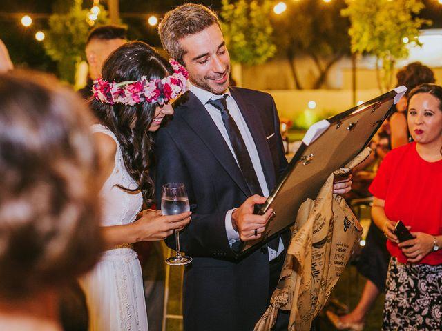 La boda de Álvaro y Marta en Granada, Granada 56