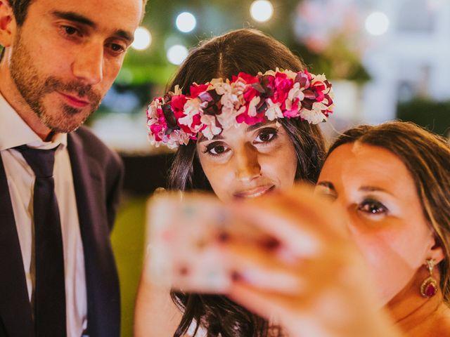 La boda de Álvaro y Marta en Granada, Granada 59