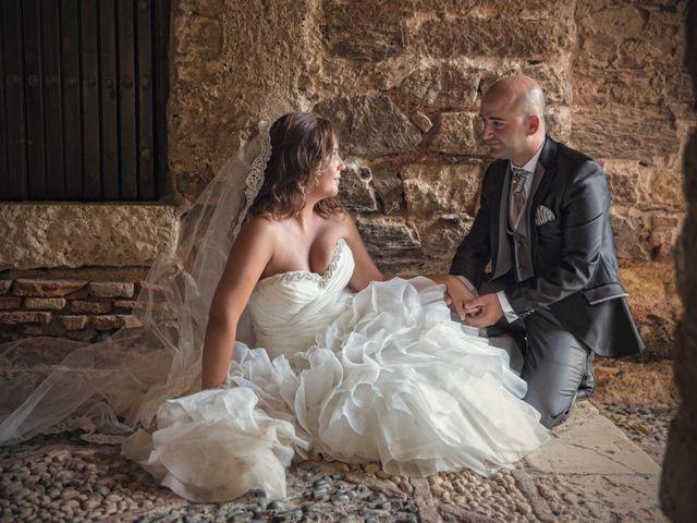 La boda de Noelia y Blas