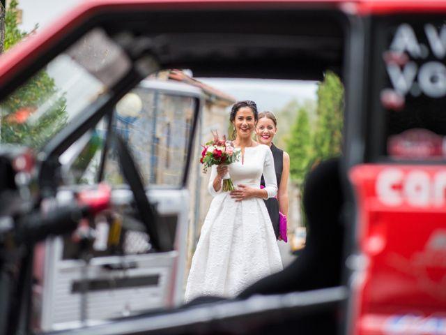 La boda de Rúben y Virgina en Escalante, Cantabria 12