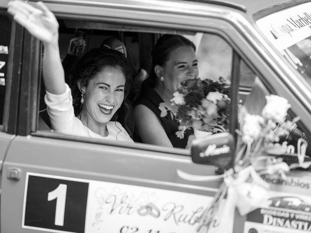 La boda de Rúben y Virgina en Escalante, Cantabria 35