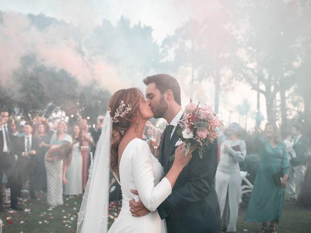 La boda de Leyre y Fran en Sevilla, Sevilla 25