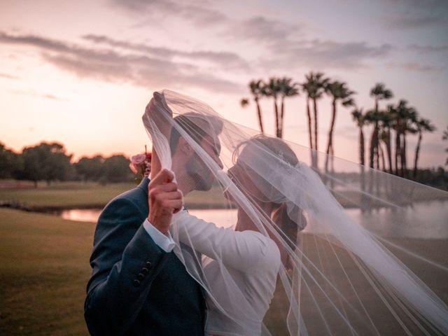 La boda de Leyre y Fran en Sevilla, Sevilla 28