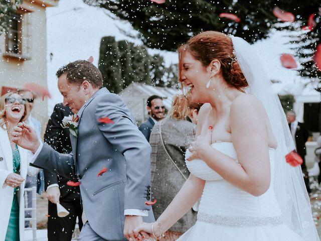 La boda de Silvia y Manolo
